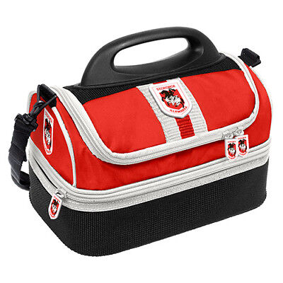 NRL St George Dragons Insulated Back to School Lunch Box Cooler BAG Gift