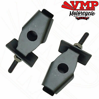 Chain Puller Adjuster Pair Fits Lexmoto XTR & XTRS 125cc