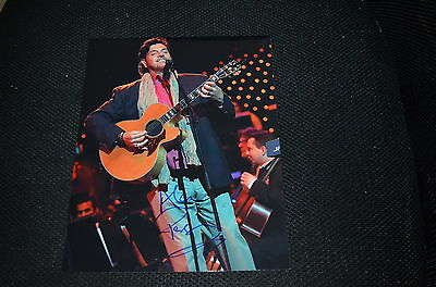 ALAN PARSONS signed Autogramm In Person 20x25 cm