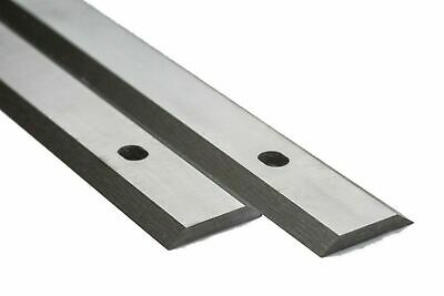 ONE PAIR REPLACEMENT  HSS PLANER BLADES for SIP 01344- S701S0
