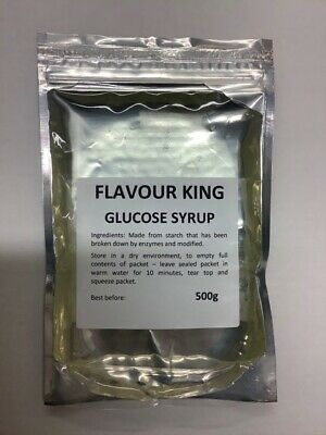 Pure Liquid Glucose Syrup For Sweets Baking Confectionary Energy supplement
