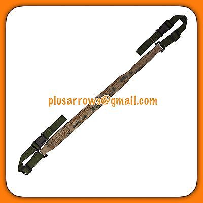 Sims Limbsaver Kodiak Lite Bow Sling Carry Strap for Compound or Recurve Bows