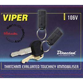 Viper 106V - Car Thatcham Cat 2 Touch Key Immobiliser