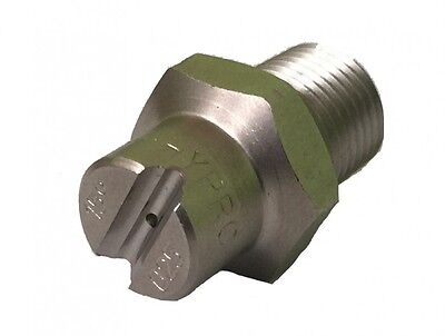 High Pressure Stainless Steel Jets / Nozzles Meg 1/8″ Thread