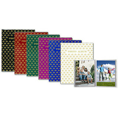 "Pioneer FC-157 5""x7"" Flexible Cover Album, 24 Photos, Color Varies"