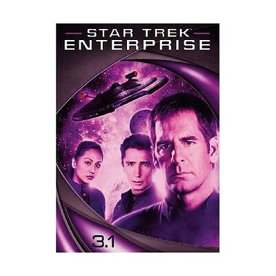 Cofanetto Star Trek - Enterprise - Stagione 03 #01 (3 Dvd) Serie Tv Dvd -22242