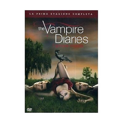 Cofanetto Vampire Diaries (The) - Stagione 01 (5 Dvd) Serie Tv Dvd Nuovo-35912
