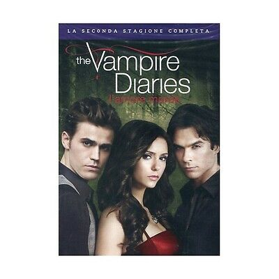 Cofanetto Vampire Diaries (The) - Stagione 02 (5 Dvd) Serie Tv Dvd Nuovo-118951