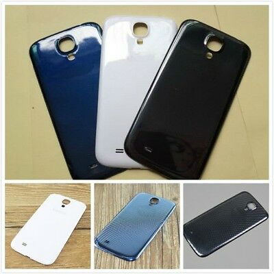 Original Color Battery Back Door Cover For SAMSUNG Galaxy S4 i9500 Replacement