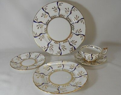 Royal Chelsea Regal 189A Five Piece Place Setting