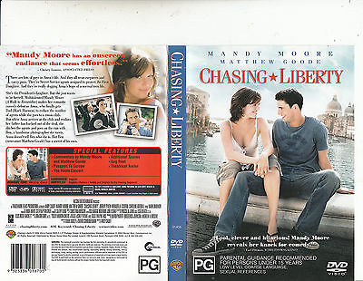 Chasing Moore-2004-Mandy Moore-Movie-DVD