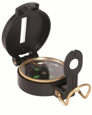Lensmatic compass hiking walking orienteering army cadets
