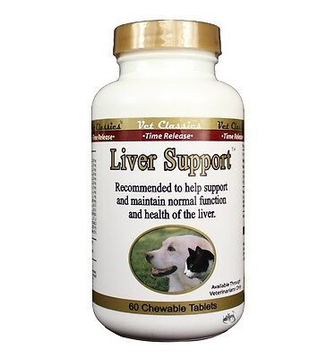Liver Support Chewable Tablets (60 count)