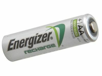 Energizer - AA Rechargeable Power Plus Batteries 2000 mAh Pack of 4 - S4782
