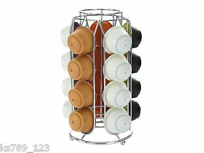 Capstore Nescafe Dolce Gusto Coffee Capsule Pod Holder Tower Rack BN UK SELLER