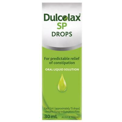 ツ Dulcolax Sp Drops 30Ml Oral Liquid Solution Constipation Relief