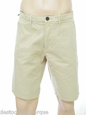 PREMIUM by JACK /& JONES Bermuda beige homme JJPREARL Pepper taille XL