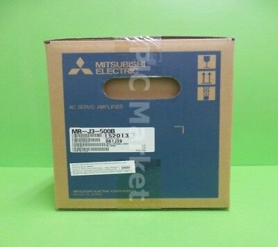 "(NEW) Mitsubishi MR-J3-500B j3-500b mr-j3-500b J3-500B Free """"FedEx"""" Intl' ship"