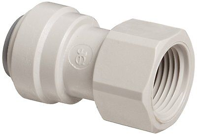 John Guest Push Fit Female Adaptor - Tube OD x BSP Thread Flat End