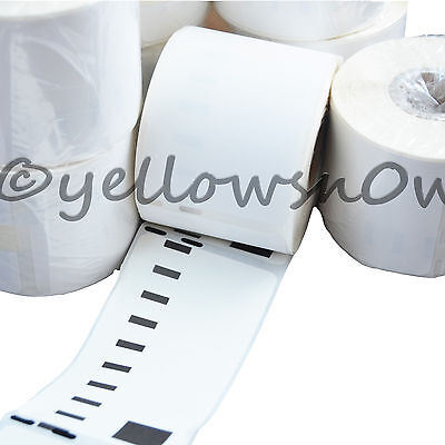 5 Rolls 99014 DYMO Compatible Labels | 54 x 101mm High Grade 220 labels S0722430