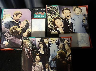It's a Wonderful Life Christmas Cards 1 Full set - 3 Sealed Boxes **New**