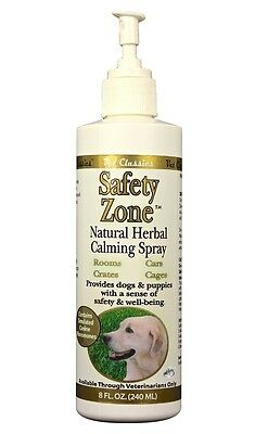 Safety Zone Calming Spray for Dogs (8 oz)