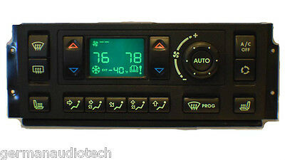 Range Rover P38 Climate Control Ac Heater 1995 1996 1997 1998 1999 2002 2001 02