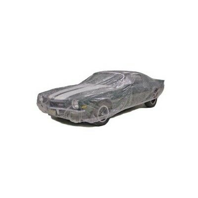 Car Cover, Disposable, Clear 33-253844-1