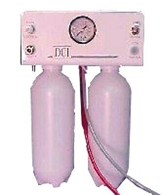 DCI 8177 Asepsis Self-Contained Standard Dual Water System w/750 ml Bottle