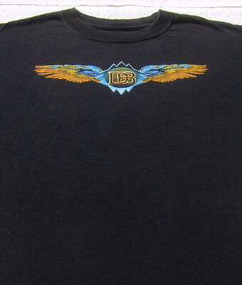 DOOBIE BROTHERS 2008 tour XL concert T-SHIRT