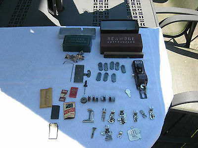Vintage Kenmore Buttonholer 60706~Greist Rotary Attachments & Misc. Accessories