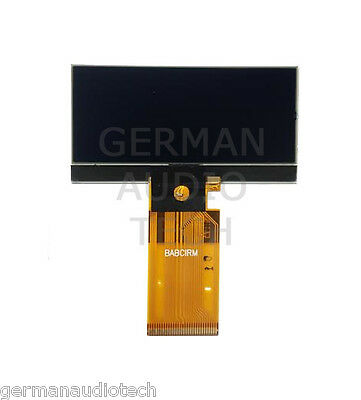 Mercedes W463 G55 G500 Instrument Cluster Lcd Ribbon Cable Replacement 2002-2007