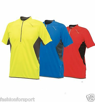DARE2B RETALIATE Mens Short Sleeve Cycling Cycle Sports Jersey Top