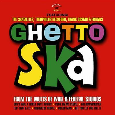 Various - Ghetto Ska