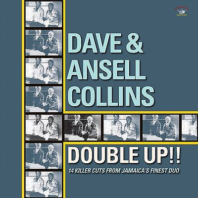 Dave and Ansell Collins - DOUBLE UP