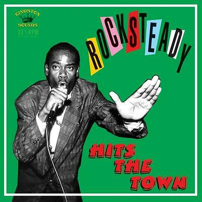 Kingston Sounds - Rocksteady Hits the Town