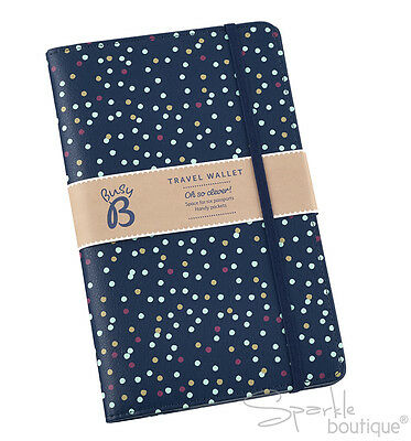 TRAVEL WALLET - Multi Passport Holder/Family Size Organiser-Gift/Stocking Filler