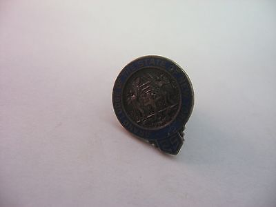 Vintage Grand Lodge New York 25 Years Service Pin