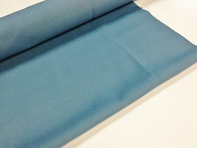 ENGLISH Hainsworth Pool Snooker Table Cloth Felt full kit 8ft POWDER BLUE