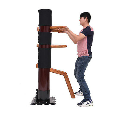 New Wooden Dummy Sale Mook Yang Jong Full Size Iron Body Dummy Adjustable Weight