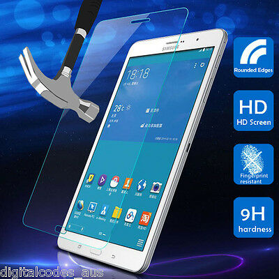 Premium Tempered Glass Screen Protector Samsung Galaxy Tablets Tab A Tab S3 S2