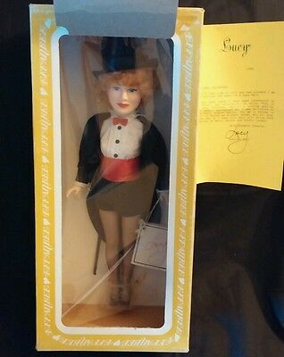Effanbee I Love Lucy Doll