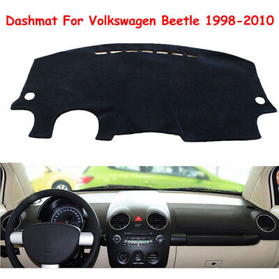 FLY5D DashMat Dashboard Mat Cover Car Interior For Volkswagen Beetle 1998-2010
