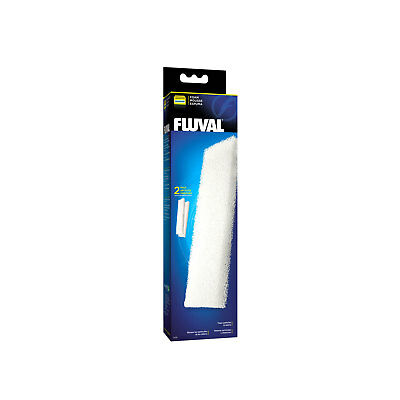 Fluval Foam Filter Block for 404/405/406 External Filter, 2 pieces