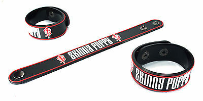 SKINNY PUPPY NEW! Rubber Bracelet Wristband Free Shipping Assimilate vr291