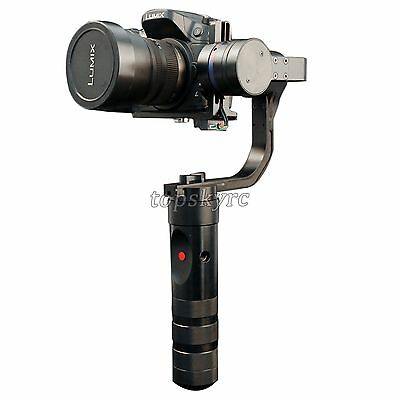 TopSky MD1 Handheld 3 Axis Stabilizer Brushless Gimbal for A7S GH4 Micro DSLR