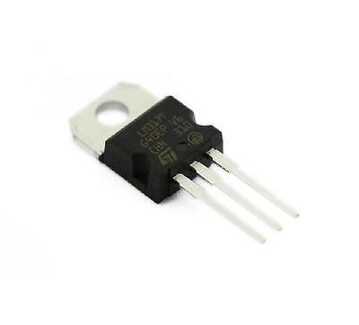 10pcs LM317T LM317 Voltage Regulator 1.2V to 37V 1.5A