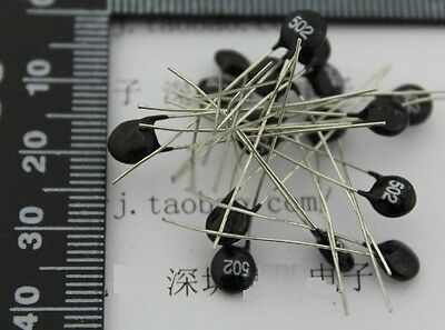 20pcs 5K NTC Thermistors temperature sensitive thermistor