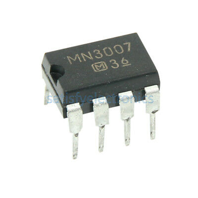 10pcs Original MN3007 Delay Effect IC IC'S High Quality