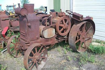 Rumely 20-30 W Tractor